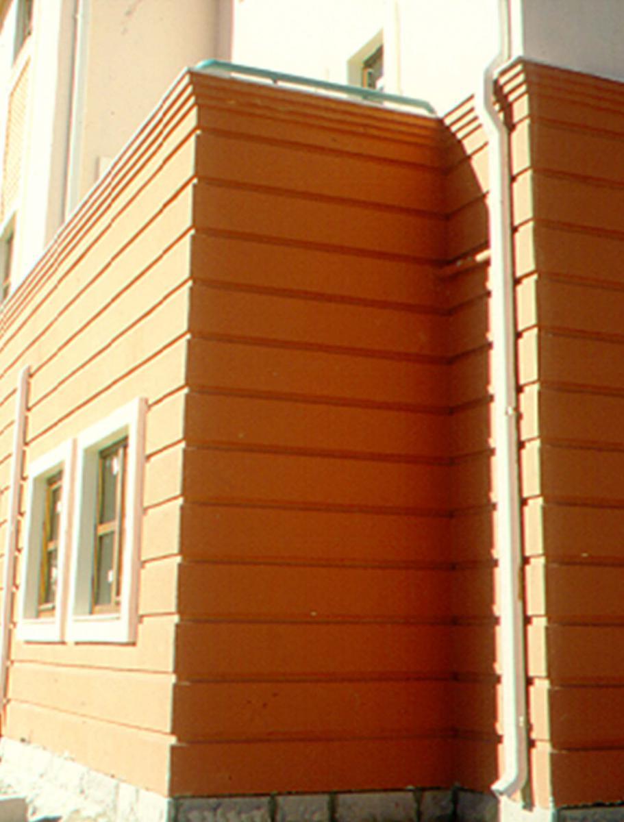 Фасадная краска для обработки пенобетона полиуретановый утеплитель polynor купить в москве